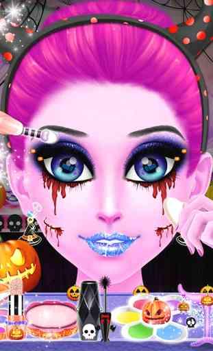 Halloween Girl Costume Party 2