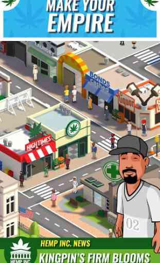 Hemp Inc - Weed Business Game 1
