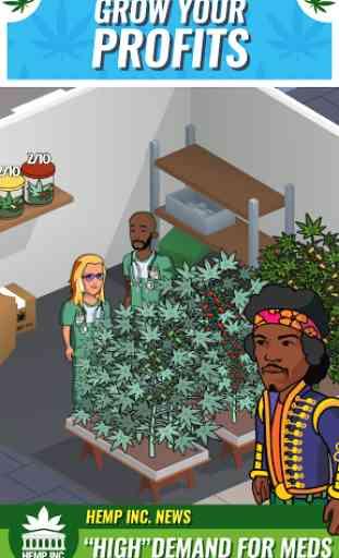 Hemp Inc - Weed Business Game 2