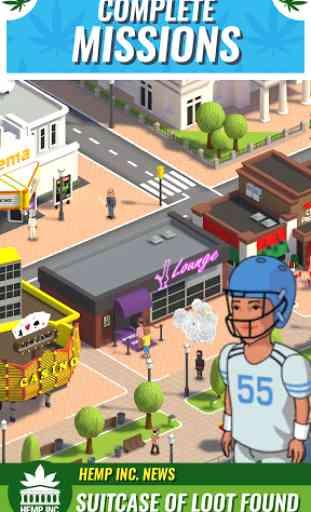 Hemp Inc - Weed Business Game 4