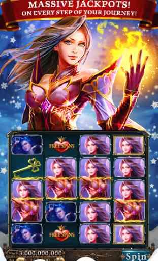 Scatter Slots: Free Fun Casino 3