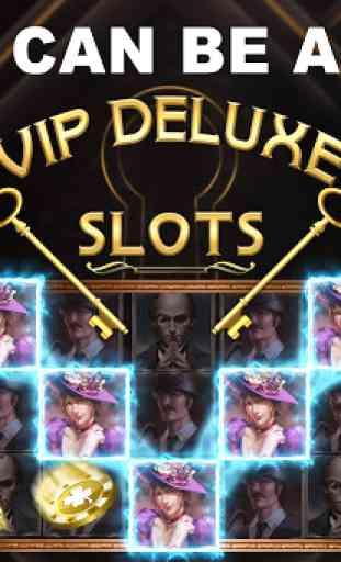 VIP Deluxe: Machines à sous 3