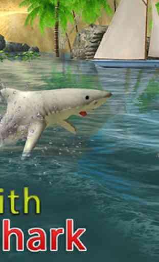Dolphin réel Simulator 3