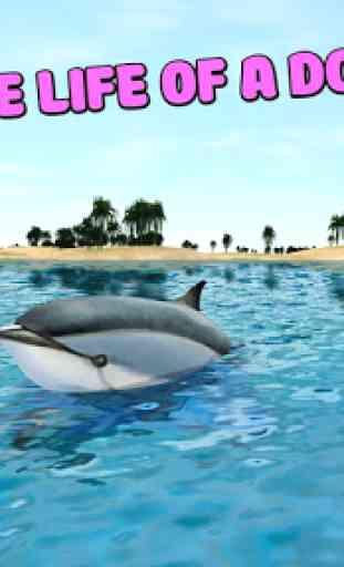 Dolphin Simulator: Survival 3D 1