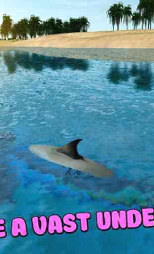 Dolphin Simulator: Survival 3D 2