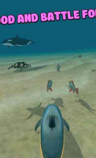 Dolphin Simulator: Survival 3D 3