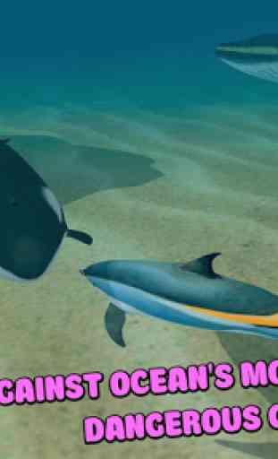 Dolphin Simulator: Survival 3D 4