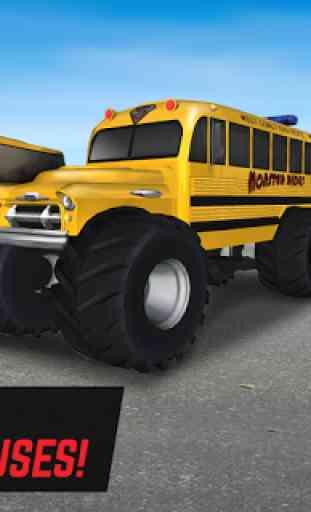 Super School Driver 3D 1