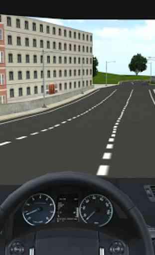 Super School Driver 3D 3