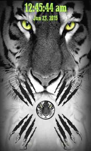 Verrouiller l'écran Tiger 2
