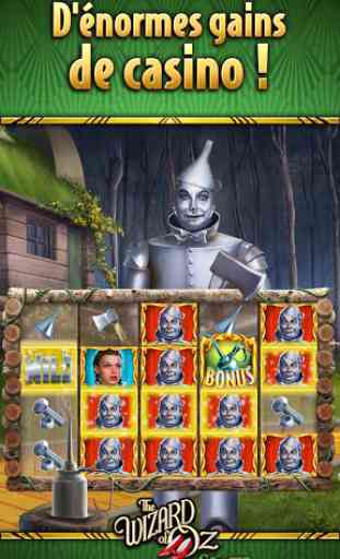 Wizard of Oz Free Slots Casino 1