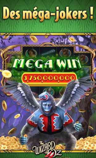Wizard of Oz Free Slots Casino 2
