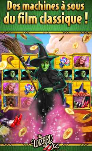 Wizard of Oz Free Slots Casino 3