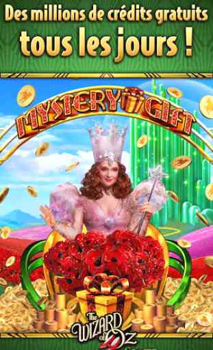 Wizard of Oz Free Slots Casino 4