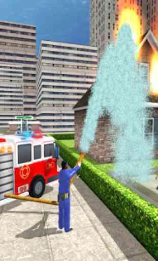 911 Hero Emergency Rescue 2