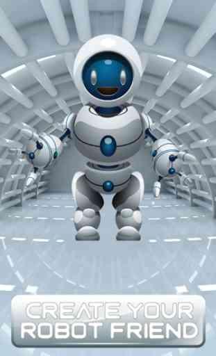 Créez votre Robot ami 1
