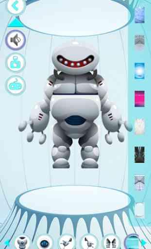 Créez votre Robot ami 4