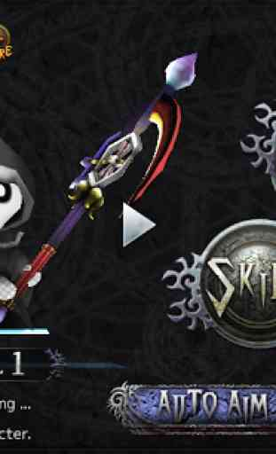 Dark Reaper Shoots! 2