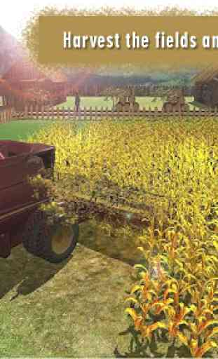 Farming Simulator 2016:Récolte 1