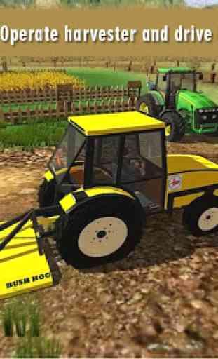 Farming Simulator 2016:Récolte 3
