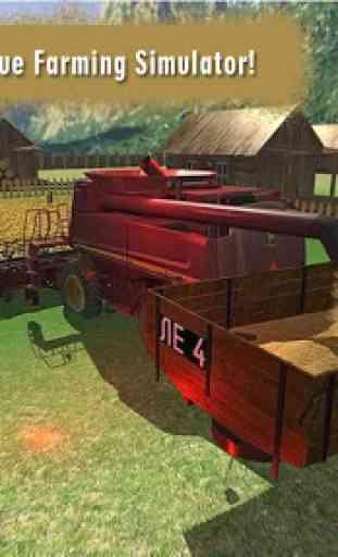 Farming Simulator 2016:Récolte 4