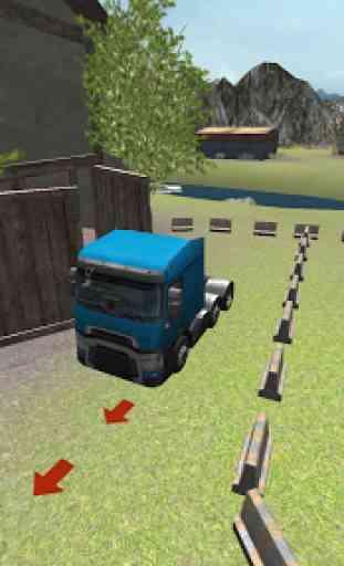 Ferme Camion: Ensilage Extrême 4