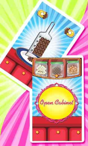 Fondue Maker - jeu de cuisine 2