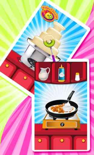 Fondue Maker - jeu de cuisine 3