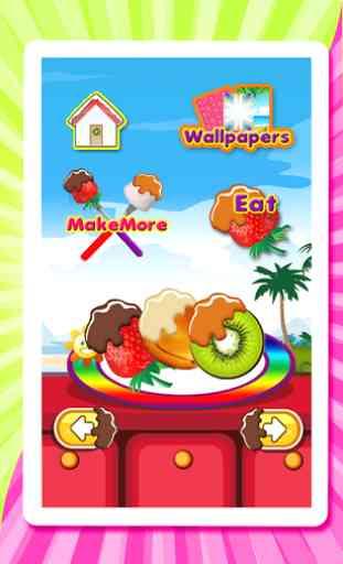 Fondue Maker - jeu de cuisine 4