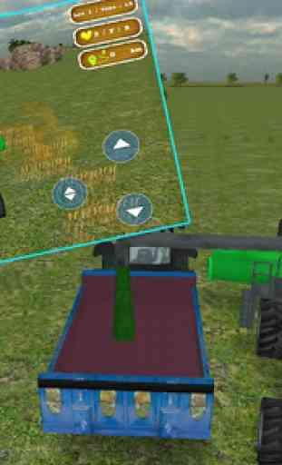 Forage Harvester Simulator 3