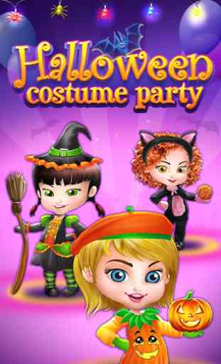 Halloween Costume Party 1