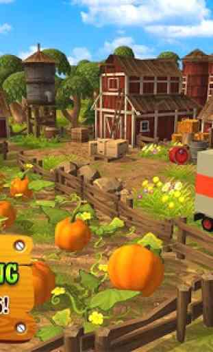 Harvest Farm Simulator Tractur 3