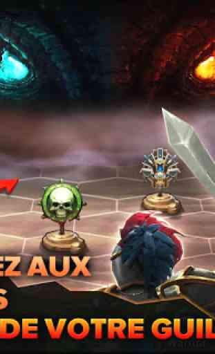Heroes Tactics: Stratégie PvP 3