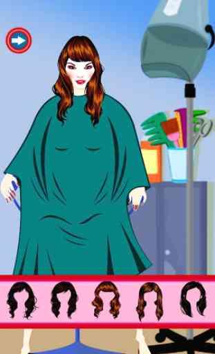 Hijab habillage et maquillage 3