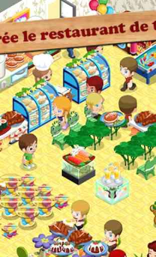Restaurant Story: Fast Food 2