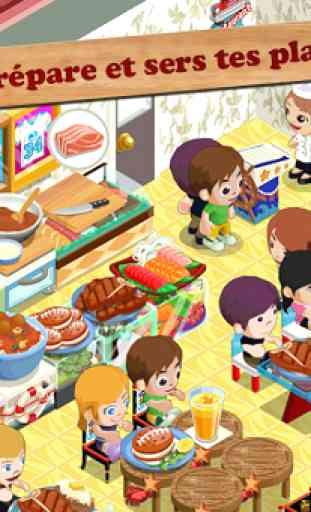 Restaurant Story: Fast Food 3