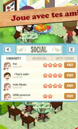 Restaurant Story: Fast Food 4