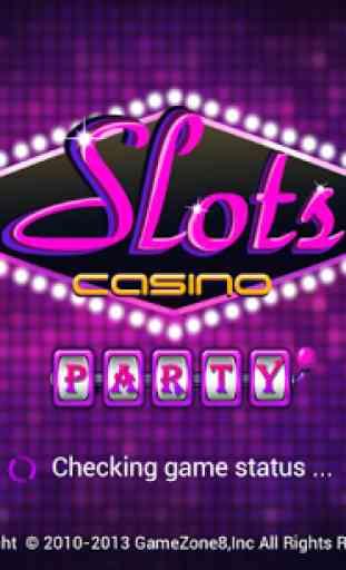 Slots Casino Party™ 1