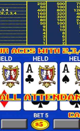 Video Poker 4