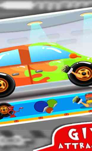 Auto Mécanicien automobile 2