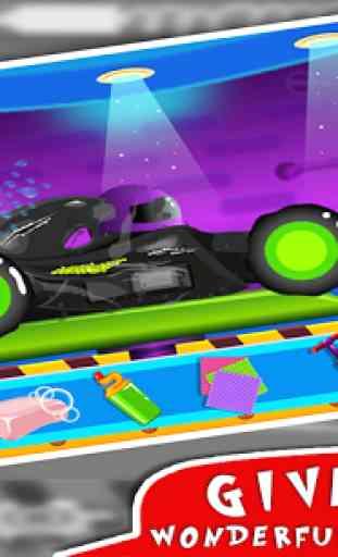Auto Mécanicien automobile 3