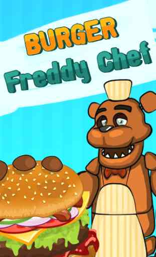 Burger Fred chef 2