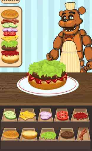Burger Fred chef 4