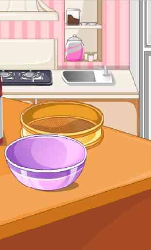 Ice Cream jeux Cake-cuisine 1