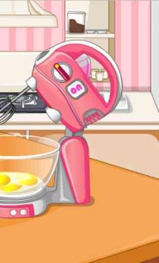 Ice Cream jeux Cake-cuisine 3