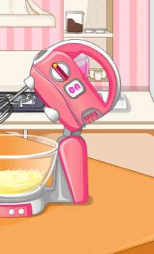 Ice Cream jeux Cake-cuisine 4