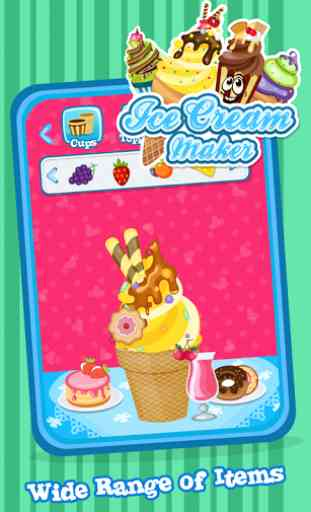 Ice Cream Maker 3