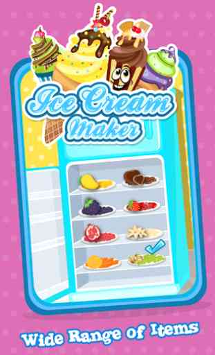 Ice Cream Maker 4