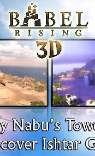 Babel Rising 3D! 1