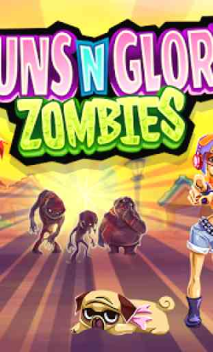 Guns'n'Glory Zombies 1
